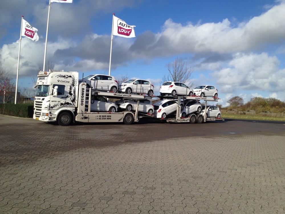 Med købet af Bangsbo råder Auto Logik nu over mere end 100 biler